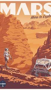 Mars iPhone 5 Wallpaper (640x1136)