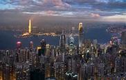 A truly family affair - vacationing at Hong Kong