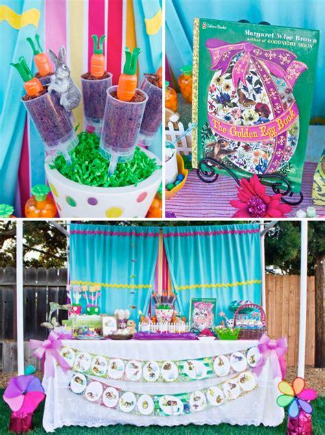 """Kara's Party Ideas """"the Golden Egg Book"""" Themed Boy Girl"""
