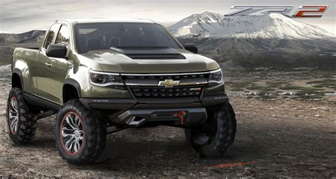 Holden Colorado Zr2 Looks The Part