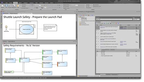 screenshots  enterprise architect sparx systems