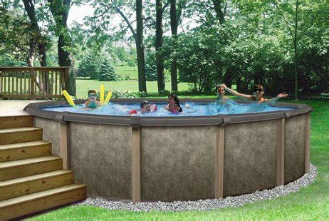 Deck Ideas For Above Ground Round Pools