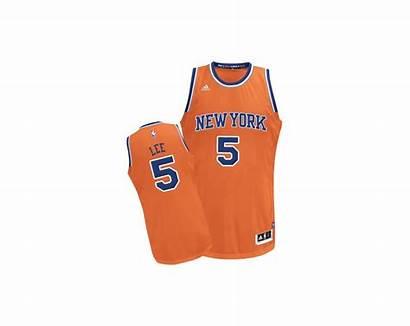 Courtney Knicks Jersey York Swingman Alternate Lee