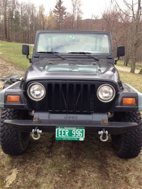 jeep black 2 door sell used 1997 jeep wrangler sport sport utility 2 door 4