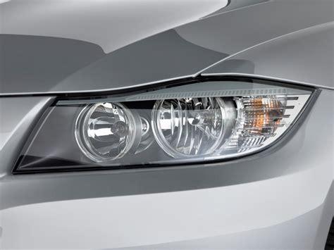 image 2009 bmw 3 series 4 door sedan 328i rwd headlight