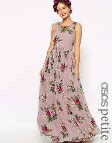 maxi dresses for weddings asos asos wedding maxi dress in floral print at asos