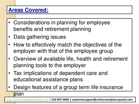 group term life insurance tax table 2017 fringe benefit planning for 2017 and beyond