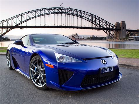 Blue Wallpaper , Hd Car Images, Lexus Wallpapers, Tuning