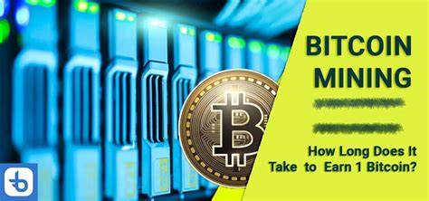 However, if you really are a fan of paid to click (ptc) is a small genre of making money online that has seen wavering fortunes over. Bitcoin Mining: How Long Does It Take to Earn 1 Bitcoin? - Bitfera