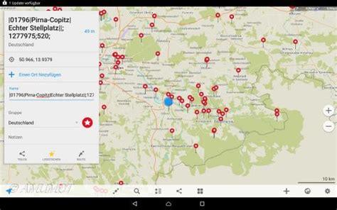 karte wohnmobilstellplaetze deutschland  blog