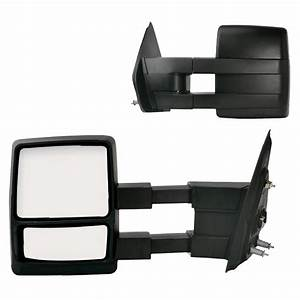 Fit System Towing Mirror For 09