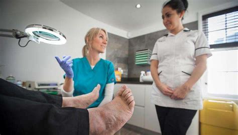 Preventing Foot Ulcers With Pressure-predicting Model