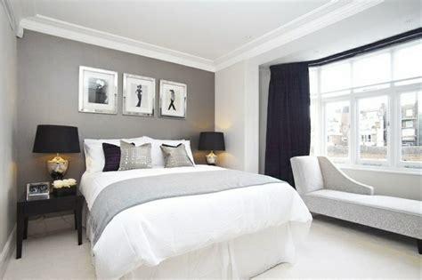 schlafzimmer einrichten ideen grau 52 tolle vorschl 228 ge f 252 r schlafzimmer in grau archzine net