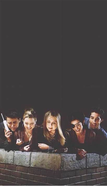 Friends Aesthetic Wallpapers 90s Pantalla Iphone Android