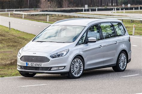 Ford Galaxy Awd Review Auto Express