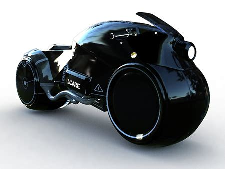 Futuristic Motorcycles   TechEBlog