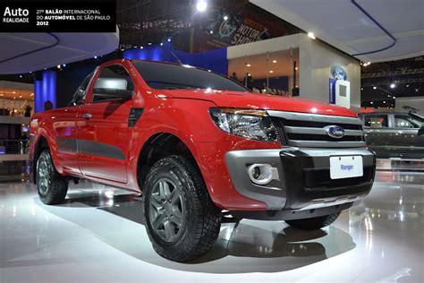 ford apresenta ranger sport
