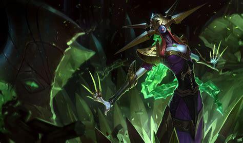 blade queen lissandra league  legends community