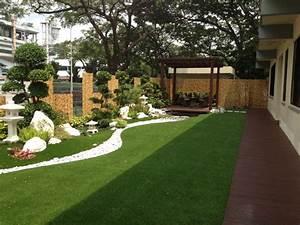 idees d39amenagement jardin sans entretien conseils utiles With amenagement jardin sans pelouse