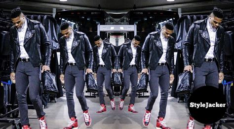Cop The Style Of Russell Westbrook Style And Grooming