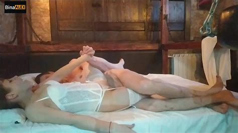 Tender Sex With A Russian Bride On Her Wedding Night Cum