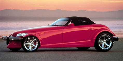 The Plymouth Prowler Was Great