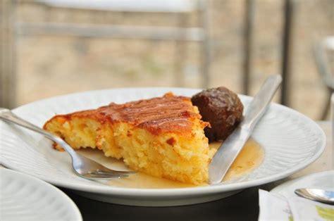 comi de cuisine o melhor doce português que eu já comi pão de rala da
