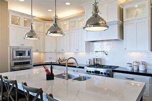 harmon pendant transitional kitchen candlelight homes With best brand of paint for kitchen cabinets with restoration hardware wall art