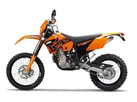 2010 ktm 450 exc racing specs and information