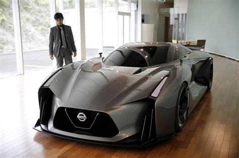 New Car Design : Japanese Car Designers Look To Anime For New Design Ideas