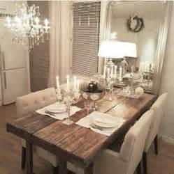 Best 25+ Modern rustic dining table ideas on Pinterest