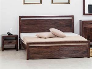 Bett 160x200 Holz : bett holz massiv amiya 160x200 cm g nstig kaufen ~ Indierocktalk.com Haus und Dekorationen