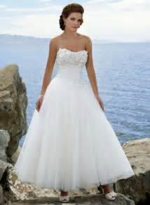 destination wedding dresses morden floral gown tea length destination wedding dresses prlog