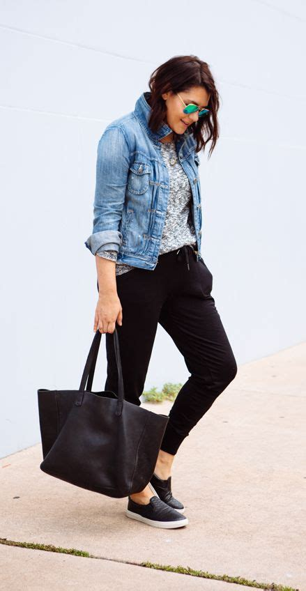 Fashion Fix The Jogger Pant Our New Best Trend Who