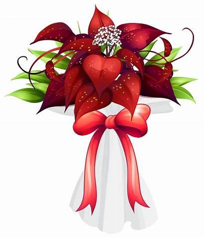 Bouquet Flowers Flower Clipart Birthday Clip Fleurs