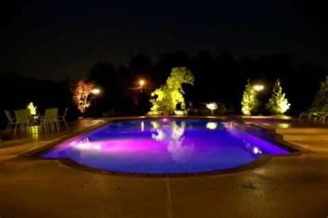 changing pool light 10 lightings to illuminate your swimming pool hometone