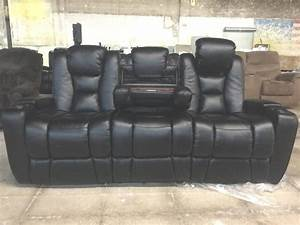 Naples power reclining theater sofa synergy home for Sectional sofas kansas city mo