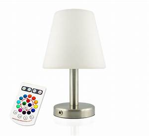 Lampe De Chevet Sans Fil : lampe de table led h26cm sans fil rechargeable 39 salon ~ Dailycaller-alerts.com Idées de Décoration