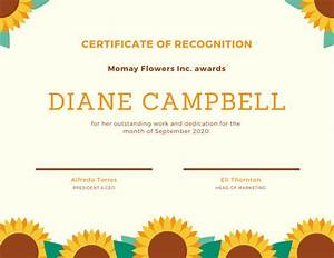 employee recognition certificates customize 131 recognition certificate templates online