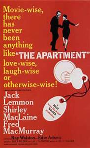 The Apartment 1960 Review BasementRejects
