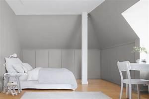 Kleine Räume Optisch Vergrößern : kleine zimmer dachschr gen optisch vergr ern alpina farbe wirkung ~ Buech-reservation.com Haus und Dekorationen