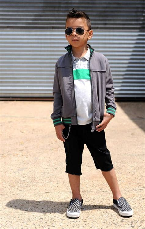 Cool Little Boy Kid Outfits