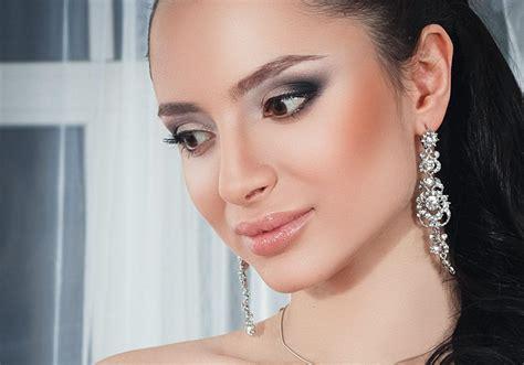 Фото оформления макияжа для карих глаз пошаговая инструкция + советы от мастеров