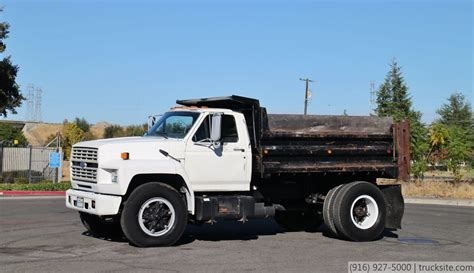 ford dump truck amazing photo gallery  information