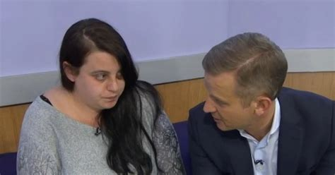 Bruised Woman Shocks Jeremy Kyle With Injured Face She
