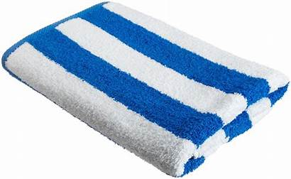 Towel Towels Cabana Bath Beach Terry Stripe