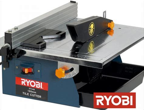 Ryobi Tile Cutter 180mm power tools ryobi 450w tile cutter 180mm etc 450