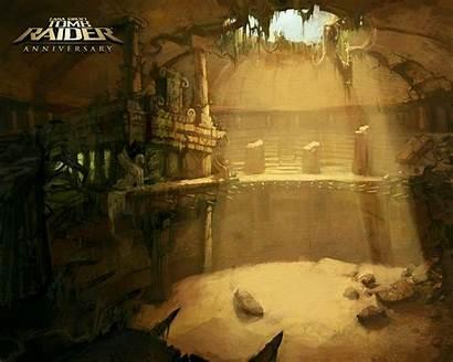 Tomb Raider Anniversary Ancient Gba Psp X360