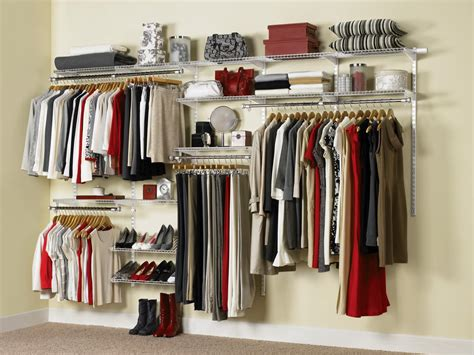 Do It Yourself Closet Organization Ideas by Closet Systems 101 Hgtv