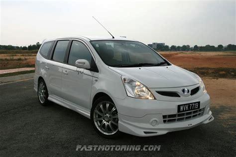 Review Nissan Livina by Review Nissan Grand Livina Malaysia Mpv Like A Sedan